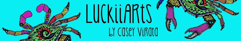Luckii Arts Casey Virata Banner