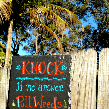 knock sign
