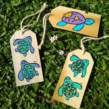 Ornaments and gift tags