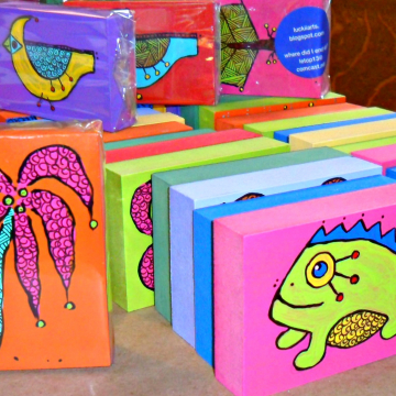 art o mat blocks