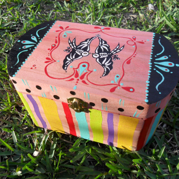 Day of the Dead box